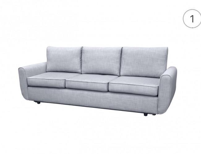 Paloma 3-as kanapé