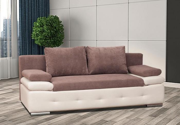 K191 egyenes kanapé - Szövet kanapék