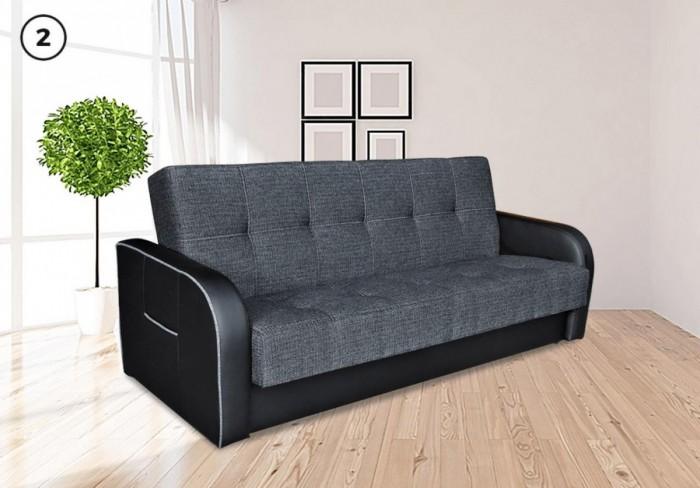 Milano Bis kanapé - Szövet kanapék