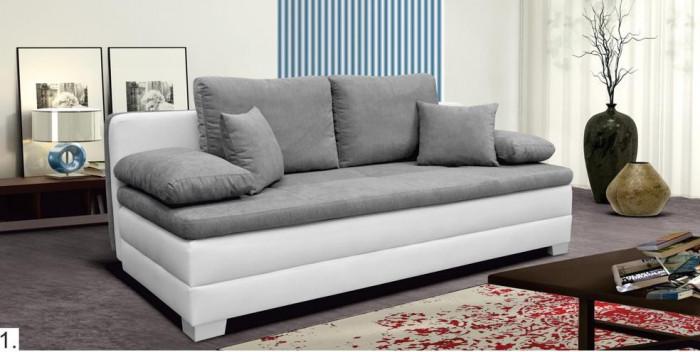 Nuka kanapé - Szövet kanapék