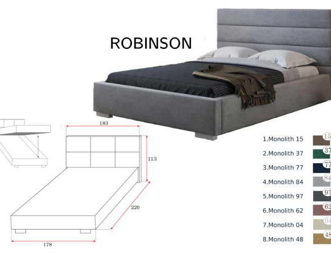 Robinson franciaágy