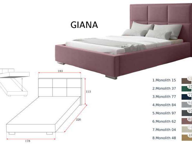 Giana franciaágy