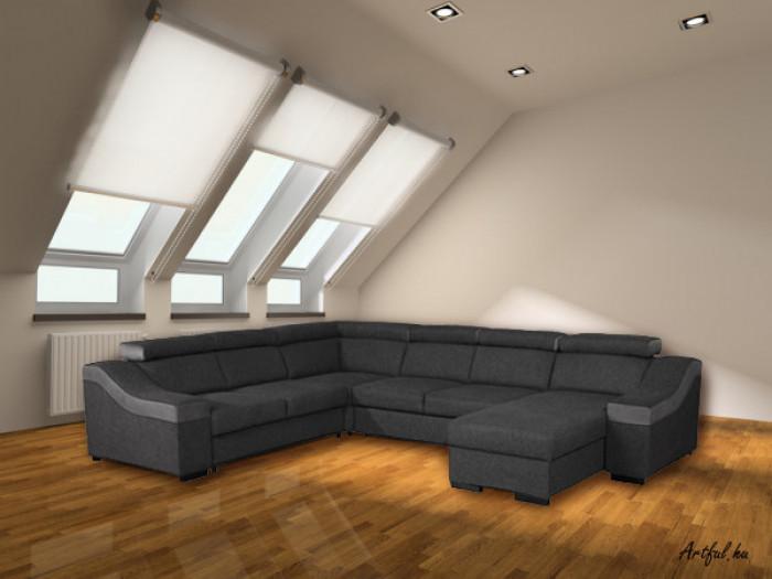 Royal U alakú kanapé - U alakú kanapé