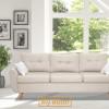 Cherry 3-as egyenes kanapé